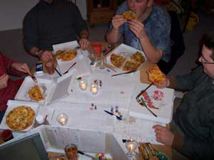Die Speisung